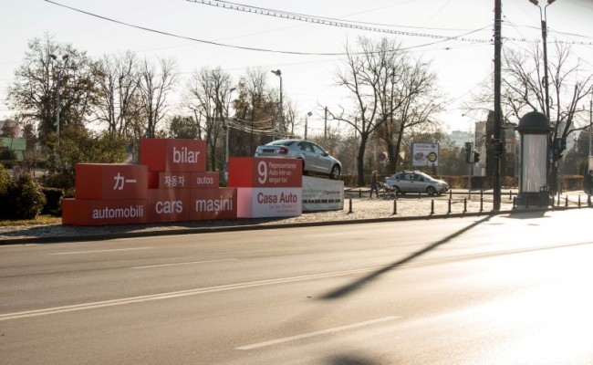 Proiect special Casa auto