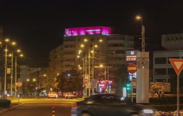 Telekom – Campanie la mare inaltime