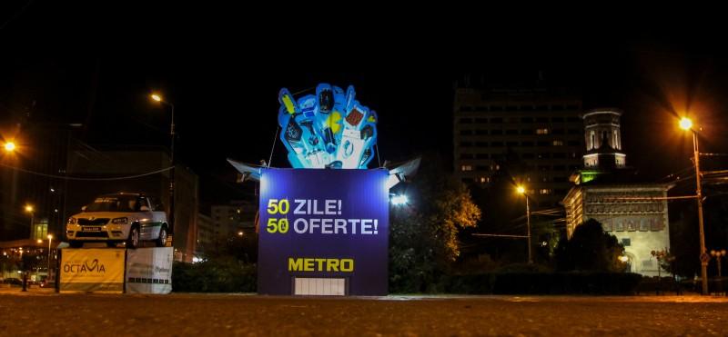 Panou Metro