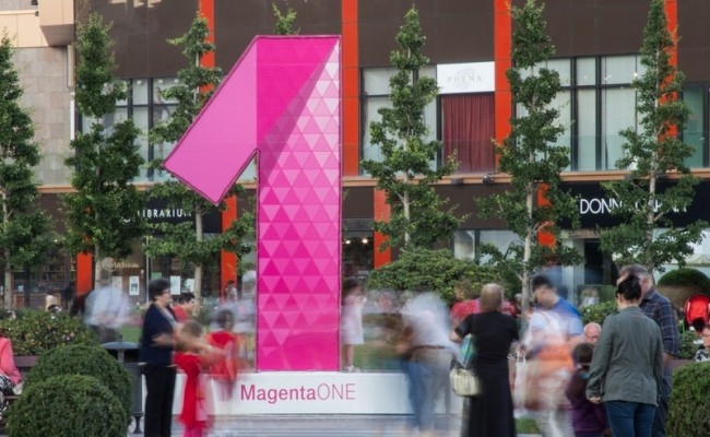 Proiect special MagentaOne