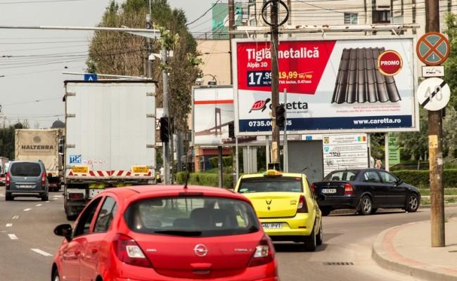 Backlit Billboard Caretta