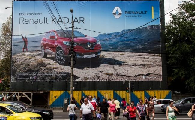 Mesh Independentei Renault